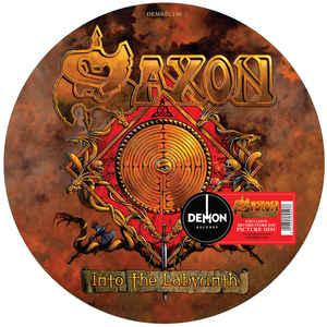 SAXON - INTO THE LABYRINTH Picture disc edition RSD 2017 (LP)