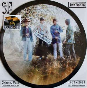 "SMALL FACES - ITCHYCOO PARK Limited 10"" picture disc RSD 2017 (10"")"