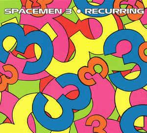 SPACEMEN 3 - RECURRING Red vinyl re-issue RSD 2017 (LP)