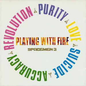 SPACEMEN 3 - PLAYING WITH FIRE Re-issue RSD 2017 (LP)
