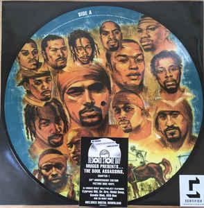 DJ MUGGS / VARIOUS - MUGGS PRESENTS... THE SOUL ASSASSINS (CHAPTER 2) Pitcure disc (LP)