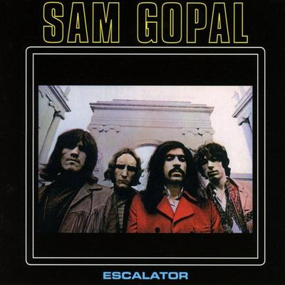 "SAM GOPAL - ESCALATOR Incl. bonus 7"", 2017 RSD reissue. 180g pressing (LP)"