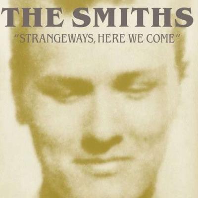 SMITHS, THE - STRANGEWAYS HERE WE COME UK original embossed sleeve (LP)