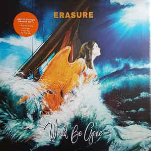 ERASURE - WORLD BE GONE Limited edition, orange vinyl, + insert. Sealed (LP)
