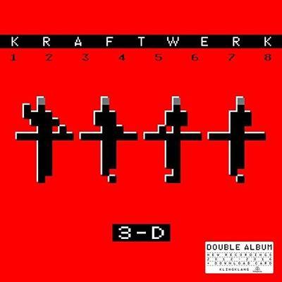 KRAFTWERK - 3-D THE CATALOGUE 2x180g vinyls. (2LP)