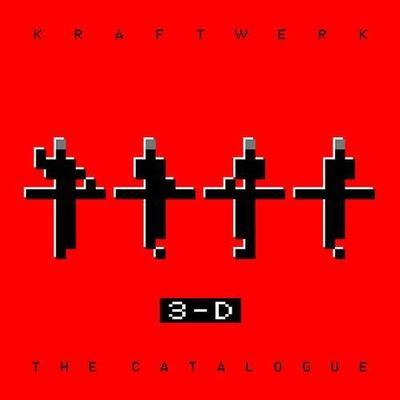 KRAFTWERK - 3-D THE CATALOGUE 9xLP BOX. (LP-BOX)