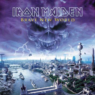 IRON MAIDEN - BRAVE NEW WORLD 2017 reissue (2LP)