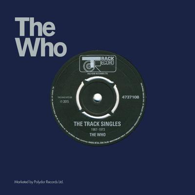 """WHO, THE - THE TRACK SINGLES 1967-1973 15 x 7"""" singles in a box with booklet (7"""")"""