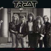TREAT - DREAMHUNTER Reissue on RED vinyl (LP)