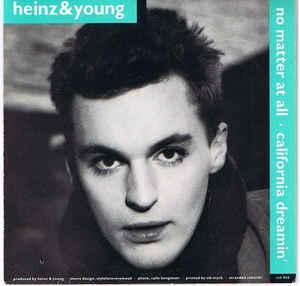 "HEINZ & YOUNG - NO MATTER AT ALL Olle Kjungström (7"")"