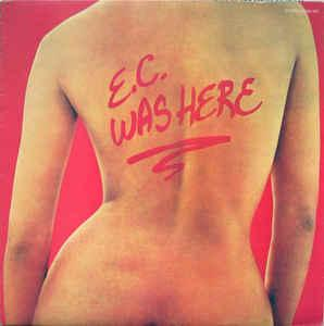 CLAPTON, ERIC - E.C. WAS HERE Scandinavian pressing, red cow label (LP)