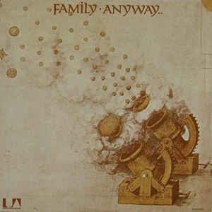 FAMILY - ANYWAY... (U.S.) (LP)