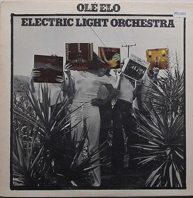 ELECTRIC LIGHT ORCHESTRA - OLÉ ELO U.S. pressing (LP)
