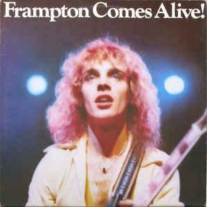 FRAMPTON, PETER - FRAMPTON COMES ALIVE! (NL) Double album (2LP)