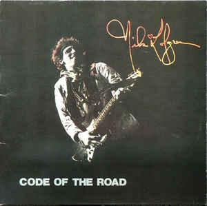 LOFGREN, NILS - CODE OF THE ROAD (UK) Double album (2LP)