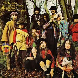 INCREDIBLE STRING BAND, THE - THE HANGMAN'S BEAUTIFUL DAUGHTER (GER) Re-issue (LP)
