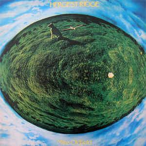OLDFIELD, MIKE - HERGEST RIDGE (UK) Re-issue (LP)