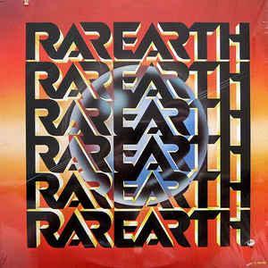 RARE EARTH - RAREARTH (U.S.) (LP)