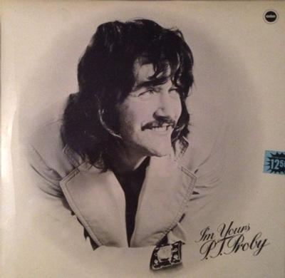 PROBY, P.J. - I'M YOURS (UK) (LP)