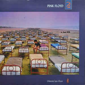 PINK FLOYD - A MOMENTARY LAPSE OF REASON Dutch pressing, gatefold (LP)