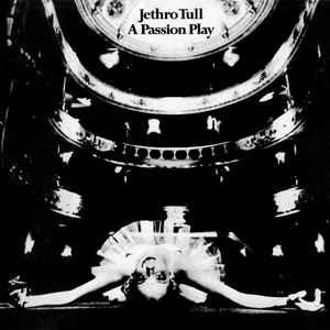 JETHRO TULL - A PASSION PLAY (GER) Re-issue (LP)