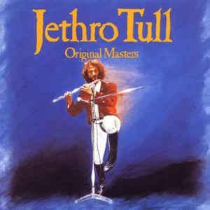 JETHRO TULL - ORIGINAL MASTERS (SWE) (LP)