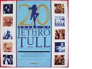 JETHRO TULL - 20 YEARS OF JETHRO TULL (GER) Double album (2LP)