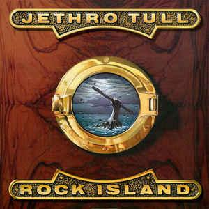 JETHRO TULL - ROCK ISLAND (UK) (LP)