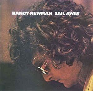 NEWMAN, RANDY - SAIL AWAY (CAN) Re-issue (LP)