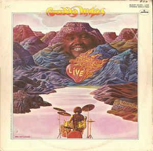 MILES, BUDDY - BUDDY MILES LIVE (U.S.) Double album (2LP)