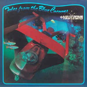 NEUTRONS, THE - TALES FROM THE BLUE COCOONS (UK) (LP)