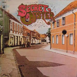 SECRET OYSTER - SECRET OYSTER (SCAND) Rare Danish 1973 progressive! (LP)