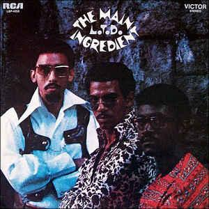MAIN INGREDIENT, THE - L.T.D. (U.S.) (LP)