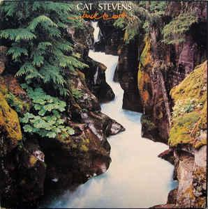 STEVENS, CAT - BACK TO EARTH (SCAND) (LP)