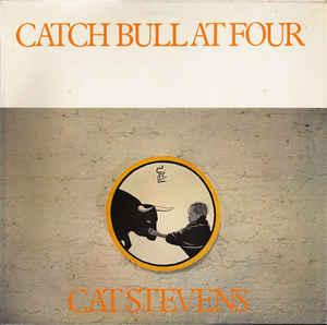 STEVENS, CAT - CATCH BULL AT FOUR (GER) Original (LP)