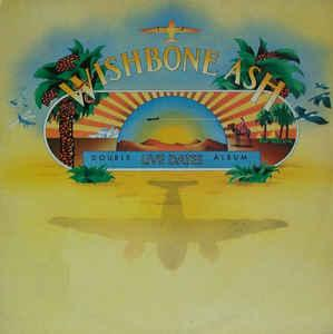 WISHBONE ASH - LIVE DATES (GER) Double album, re-issue (2LP)