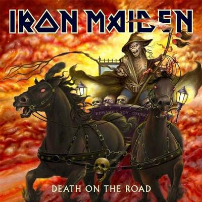IRON MAIDEN - DEATH ON THE ROAD 180g (2LP)