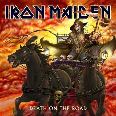 IRON MAIDEN - DEATH ON THE ROAD 180g (2LP)