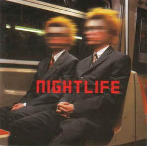 PET SHOP BOYS - NIGHTLIFE 2017 reissue (LP)
