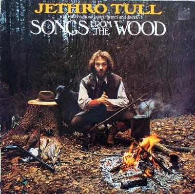 JETHRO TULL - SONGS FROM THE WOOD (LP)