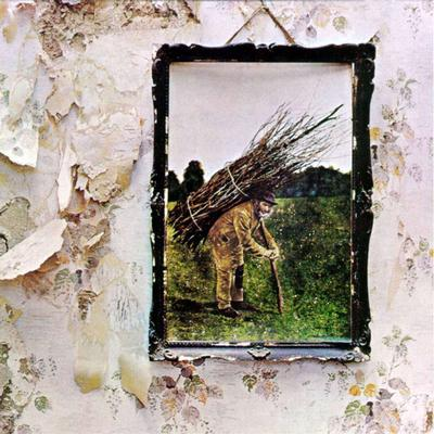 LED ZEPPELIN - IV U.S. pressing, gatefold sleeve (LP)