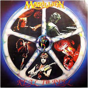 MARILLION - REAL TO REEL Dutch edition (LP)