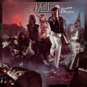 MOTT THE HOOPLE - SHOUTING & POINTING Dutch Pressing With Insert (LP)