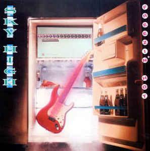 SKY HIGH - FREEZIN' HOT (LP)