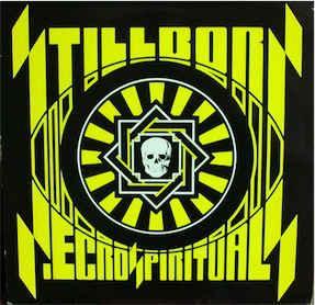 STILLBORN - NECROSPIRITUALS Swedish original (LP)