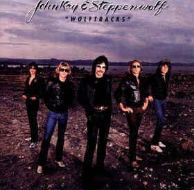 JOHN KAY & STEPPENWOLF - WOLFTRACKS (U.S.) (LP)