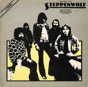 """STEPPENWOLF - FOUR TRACKS FROM STEPPENWOLF (UK) (12"""")"""