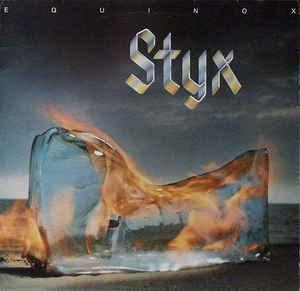 STYX - EQUINOX Dutch pressing (LP)