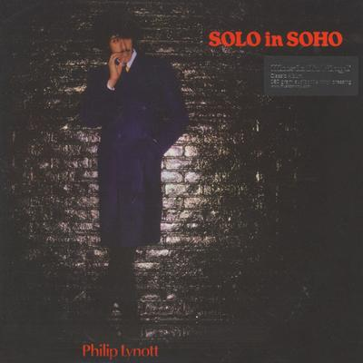LYNOTT, PHIL - SOLO IN SOHO Dutch pressing (LP)