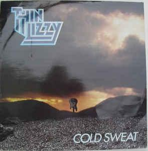 """THIN LIZZY - COLD SWEAT (UK) Maxi single (12"""")"""
